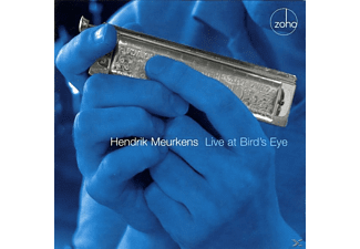 Meurkens Hendrik - live at Bird's Eye - (CD)