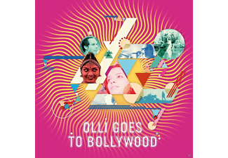 Olli, The Bollywood Orchestra - Olli Goes To Bollywood - (CD)