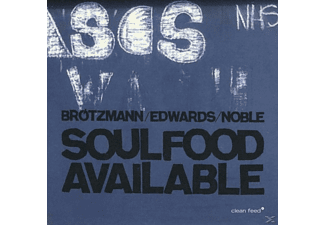 Peter Brötzmann, John Edwards, Steve Noble - Soulfood Available [CD]