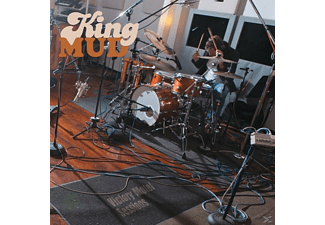 King Mud - Victory Motel Sessions - (Vinyl)