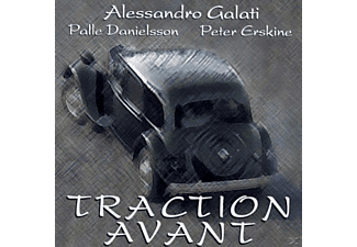 Galati/Danielsson/Erskine - Traction Avant - (CD)