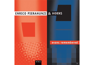 Enrico Pieranunzi - Evans Remembered - (CD)