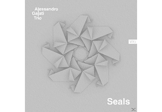 Alesssandro Galati Trio - Seals - (CD)