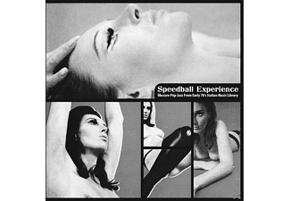 Various - Speedball Experience: Obscure Pop J - (CD)
