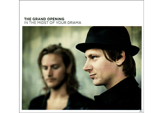The Gr Opening - In The Midst Of Your Drama [CD]