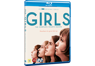 Girls S4 Komedi Blu-ray
