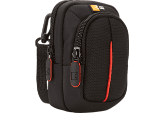 CASE LOGIC Tas met opbergruimte voor point and shoot camera's Zwart (DCB302K)