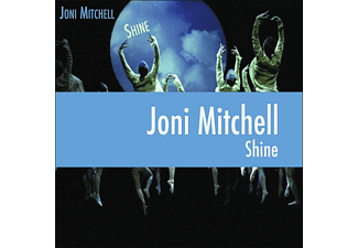 Joni Mitchell - Shine - (CD)