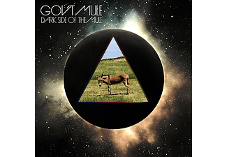 Gov't Mule - Dark Side of The Mule (CD + DVD)