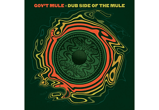Gov't Mule - Dub Side of The Mule (Vinyl LP (nagylemez))