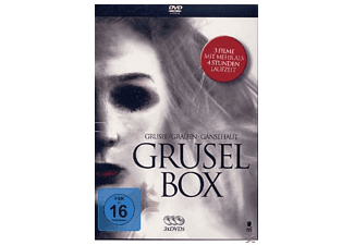Grusel-Box - (DVD)