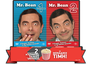 Mr. Bean Collection Vol. 1 + 2 DVD