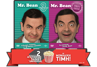 Mr. Bean Collection Vol. 3 + 4 DVD