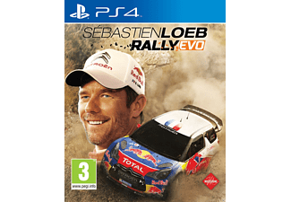 Sébastien Loeb Rally EVO PS4