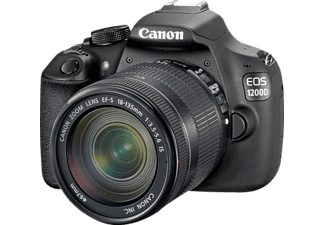 CANON EOS 1200D + 18-135 IS