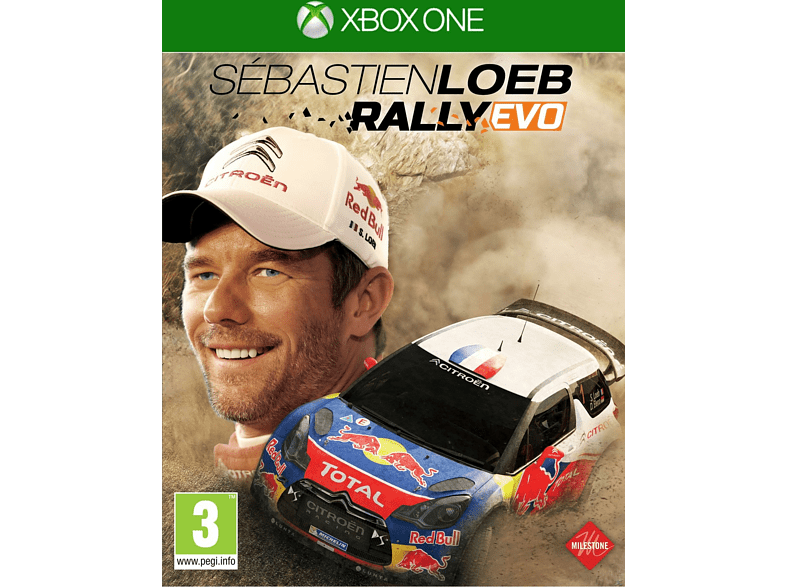 Sébastien Loeb Rally EVO gaming   offline microsoft xbox one παιχνίδια xbox one web offers gaming games x