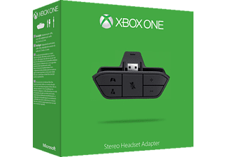 MICROSOFT Xbox One Stereo Headset Adapter, Adapter