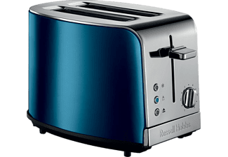 RUSSELL HOBBS Grille-pain (21780-56 JEWELS TOPAZ BLUE)
