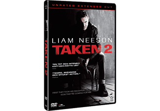 Taken 2 Action DVD