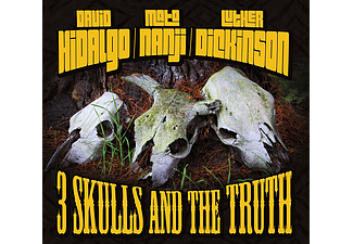 David Hidalgo, Mato Nanji, Luther Dickonson - 3 Skulls and The Truth (CD)