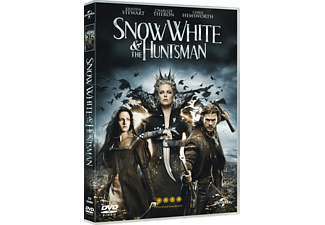 Snow White and the Huntsman Action DVD