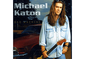 Michael Katon - Bad Machine (CD)