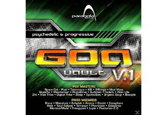 By Mind Storm - Goa Vault 1 - (CD)