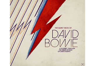 David Bowie - Many Faces Of David Bowie | CD