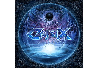 Crisix - From Blue To Black - (Vinyl)
