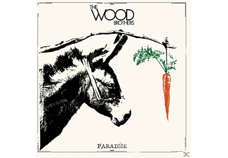 The Wood Brothers - Paradise - (CD)