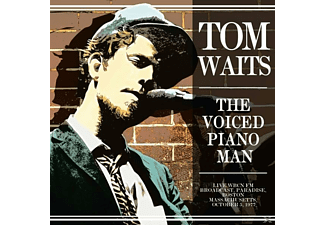 Tom Waits - The Voiced Piano Man - The Voiced Piano Man Live Radio Broadcast 1977 - (CD)