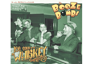 The Booze Bombs - Ice Cold Whiskey - (CD)