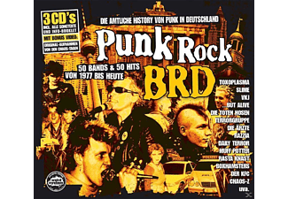 VARIOUS - Punk Rock Brd 1 [CD EXTRA/Enhanced]