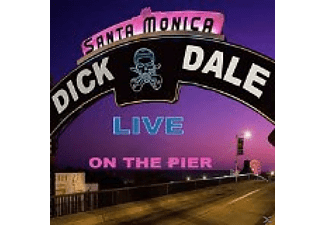 Dick Dale - Live On The Santa Monica Pier - (CD)