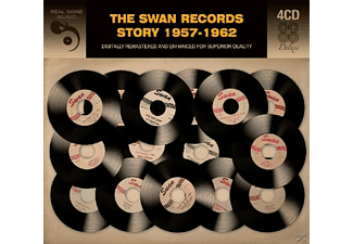 VARIOUS - Swan Records Story 1957-62 - (CD)