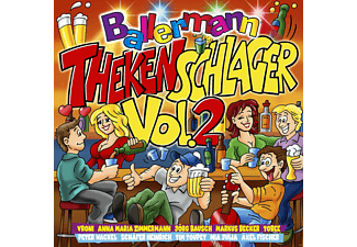 VARIOUS - Ballermann Theken Schlager, Vol. 2 [CD]