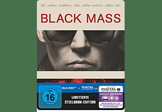 Black Mass (Exklusive Steel-Edition) - (Blu-ray)