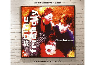 The Charlatans - Some Friendly-20th Anniversary Expanded Edition - (CD)