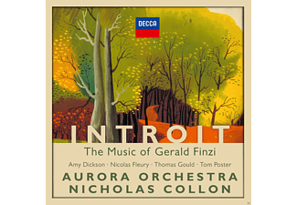 VARIOUS, Aurora Orchestra - Introit The Music Of Gerald Finzi - (CD)