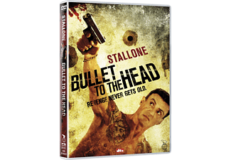 Bullet to the Head Action DVD
