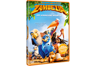 Zambezia Animation / Tecknat DVD