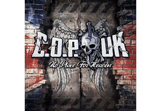C.O.P. UK - No Place For Heaven - (CD)