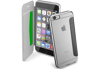 CELLULAR-LINE iPhone 6/6s Clear Book Zwart