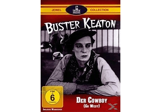 Der Cowboy Go West - (DVD)