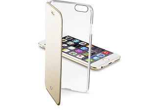 CELLULAR-LINE iPhone 6/6s Clear Book Goud