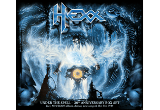 Hexx - Under The Spell/No Escape - (CD + DVD)