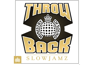 VARIOUS - Throwback Slowjamz (Box-Set) - (CD)