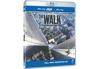 The Walk Drama 3D BD & 2D BD, Blu-Ray