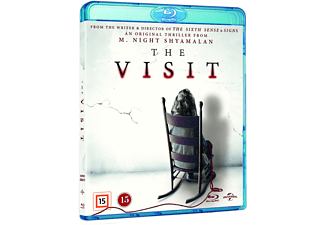 The Visit Skräck Blu-ray