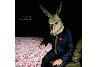 Tindersticks -  The Waiting Room Limited Edition [LP + DVD Βίντεο]